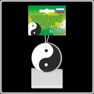 Картонные ароматизаторы (освежители) «Инь-Янь Эконом» — Лимон 13