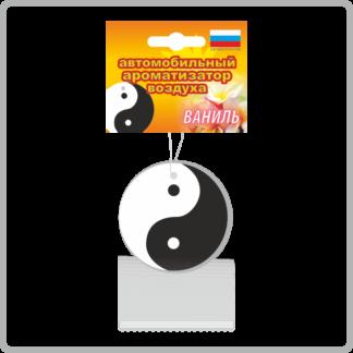 Картонные ароматизаторы (освежители) «Деньги» — Утренняя свежесть 16