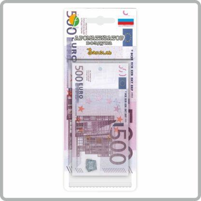 Картонные ароматизаторы (освежители) «Деньги» — Ваниль 6